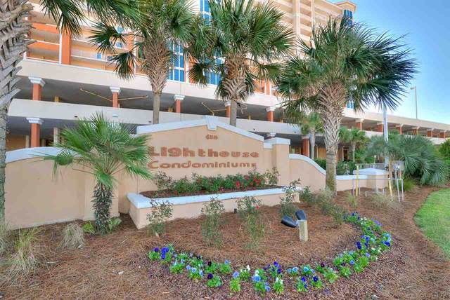 455 E Beach Blvd #817, Gulf Shores, AL 36542 (MLS #301512) :: Alabama Coastal Living