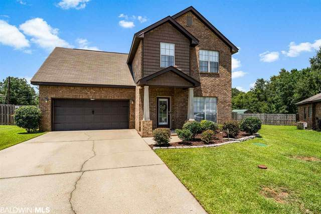 2208 Livingstone Court, Mobile, AL 36695 (MLS #301558) :: Elite Real Estate Solutions