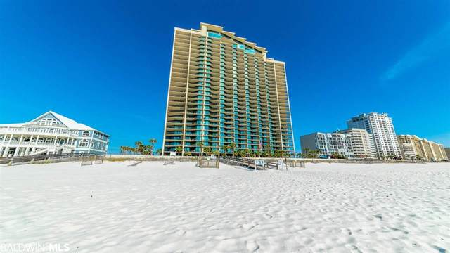 23972 Perdido Beach Blvd #2104, Orange Beach, AL 36561 (MLS #301589) :: EXIT Realty Gulf Shores