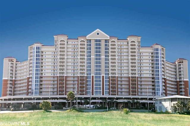 455 E Beach Blvd #1110, Gulf Shores, AL 36542 (MLS #301629) :: Gulf Coast Experts Real Estate Team