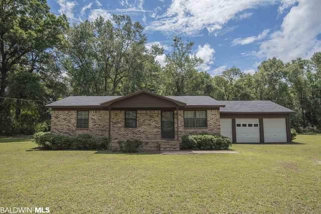 9380 Lakeview Rd, Bay Minette, AL 36507 (MLS #301687) :: Elite Real Estate Solutions