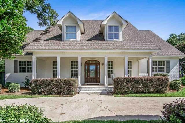 128 Major's Run, Fairhope, AL 36532 (MLS #301762) :: Ashurst & Niemeyer Real Estate
