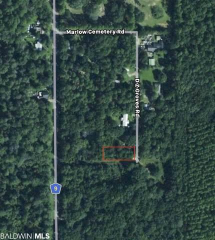 0 D Z Grove Rd, Summerdale, AL 36580 (MLS #301787) :: Elite Real Estate Solutions