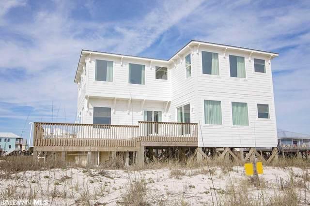 317 E Buchanan Court, Gulf Shores, AL 36542 (MLS #301789) :: Coldwell Banker Coastal Realty