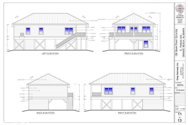 5472 E Perdido Avenue, Orange Beach, AL 36561 (MLS #301846) :: Elite Real Estate Solutions