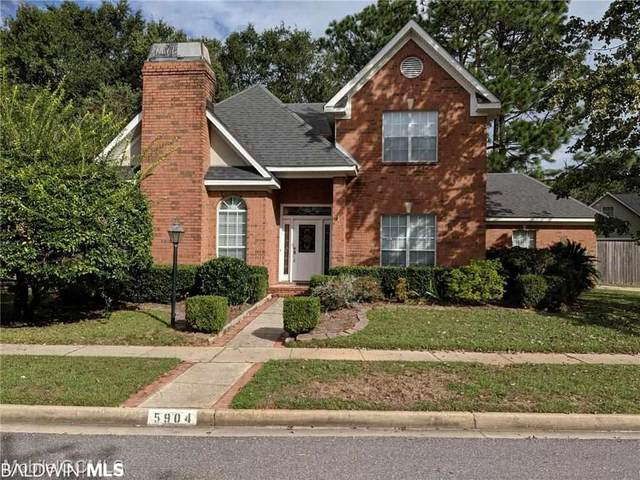 5904 Sutton Trace Court, Mobile, AL 36609 (MLS #301866) :: Mobile Bay Realty
