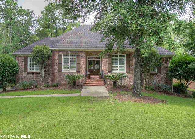 30523 Middle Creek Circle, Spanish Fort, AL 36527 (MLS #301887) :: Elite Real Estate Solutions
