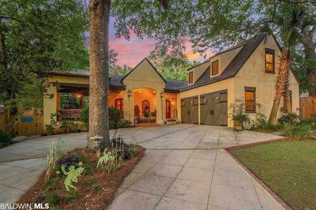 205 Pecan Avenue, Fairhope, AL 36532 (MLS #301904) :: Alabama Coastal Living