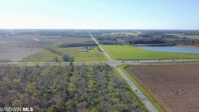 21406 County Road 32, Summerdale, AL 36580 (MLS #301935) :: Elite Real Estate Solutions
