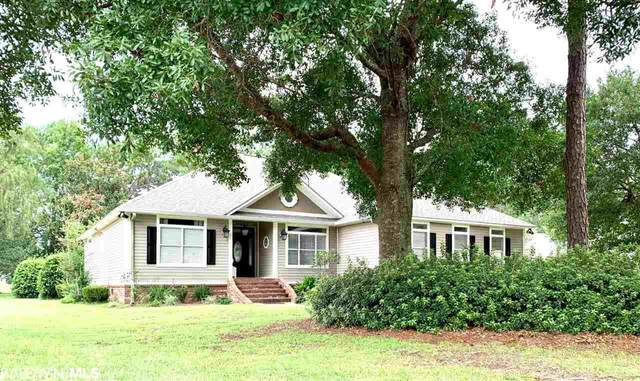 521 Wedgewood Drive, Gulf Shores, AL 36542 (MLS #302016) :: Gulf Coast Experts Real Estate Team