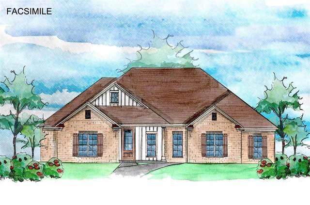 335 Garrison Boulevard, Fairhope, AL 36532 (MLS #302028) :: Elite Real Estate Solutions