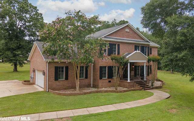 51551 Oakwood Drive, Bay Minette, AL 36507 (MLS #302032) :: Coldwell Banker Coastal Realty