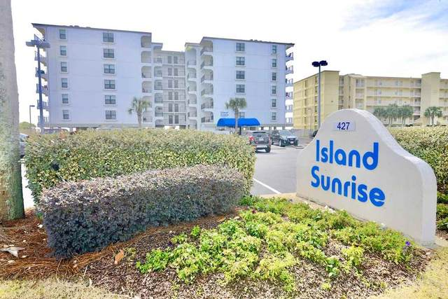 427 E Beach Blvd #260, Gulf Shores, AL 36542 (MLS #302037) :: EXIT Realty Gulf Shores