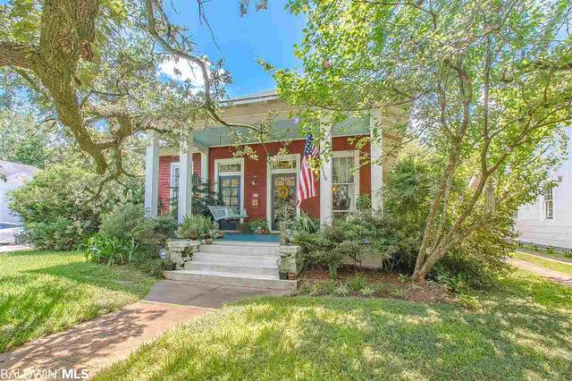 210 Tuttle Avenue, Mobile, AL 36604 (MLS #302067) :: Elite Real Estate Solutions