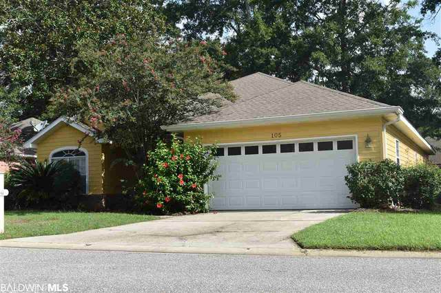 105 Natchez Trace, Foley, AL 36535 (MLS #302078) :: Gulf Coast Experts Real Estate Team