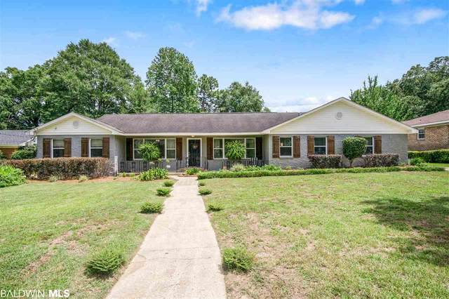 1051 Hillcrest Lane, Mobile, AL 36693 (MLS #302098) :: Elite Real Estate Solutions