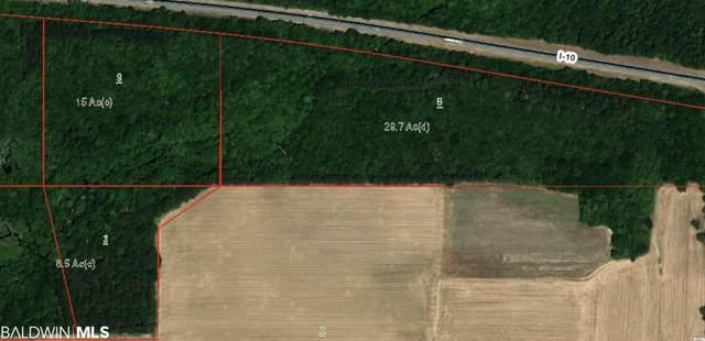 0 Oakdale Drive, Robertsdale, AL 36567 (MLS #302149) :: Dodson Real Estate Group