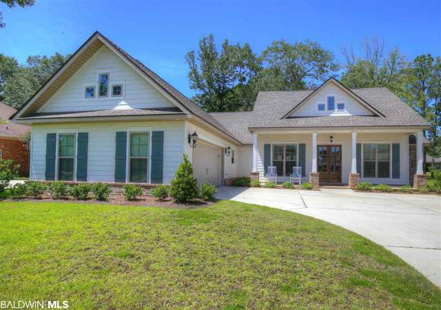 423 Rothley Ave, Fairhope, AL 36532 (MLS #302188) :: Mobile Bay Realty