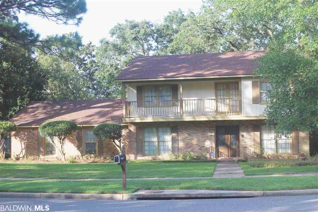 1109 Westbury Drive, Mobile, AL 36609 (MLS #302196) :: Elite Real Estate Solutions