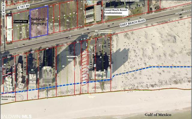 516 E Beach Blvd, Gulf Shores, AL 36542 (MLS #302215) :: Coldwell Banker Coastal Realty