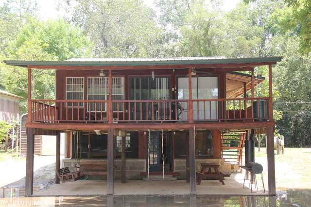 4980 Eureka Landing Road, Uriah, AL 36480 (MLS #302258) :: Dodson Real Estate Group