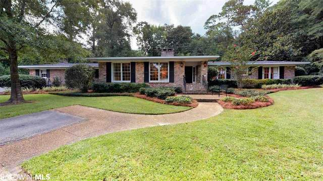 3904 Rutledge Pl, Mobile, AL 36608 (MLS #302270) :: Gulf Coast Experts Real Estate Team