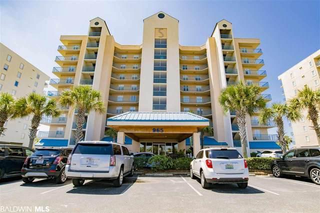 965 W Beach Blvd #2502, Gulf Shores, AL 36542 (MLS #302278) :: Vacasa Real Estate