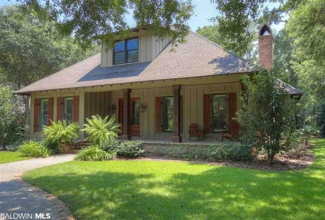 7134 Chapman Street, Fairhope, AL 36532 (MLS #302293) :: Dodson Real Estate Group