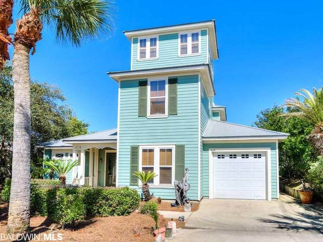 9371 Marin Way, Gulf Shores, AL 36542 (MLS #302325) :: Coldwell Banker Coastal Realty