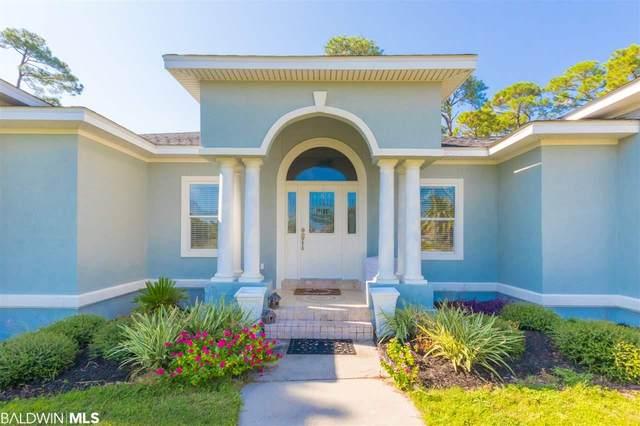 4805 Pine Court, Orange Beach, AL 36561 (MLS #302371) :: Coldwell Banker Coastal Realty