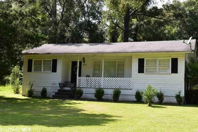8616 Gulf Crest Road, Chunchula, AL 36521 (MLS #302382) :: Gulf Coast Experts Real Estate Team