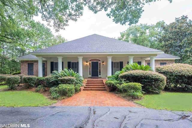 6351 Beaver Creek Drive, Fairhope, AL 36532 (MLS #302406) :: Dodson Real Estate Group