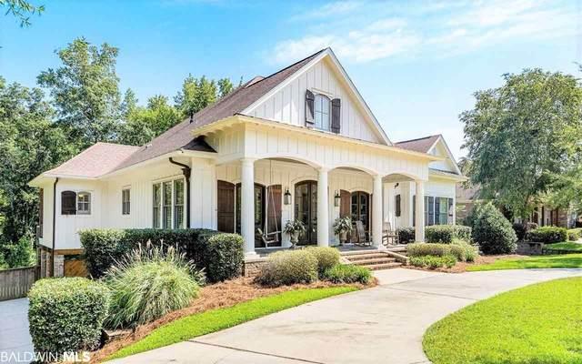 417 Boulder Creek Avenue, Fairhope, AL 36532 (MLS #302408) :: Dodson Real Estate Group