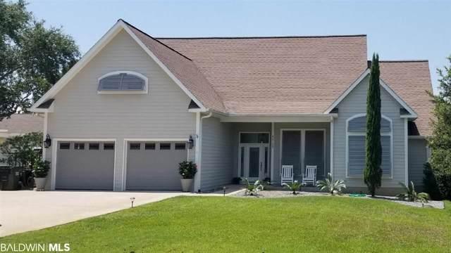 4719 Osprey Drive, Orange Beach, AL 36561 (MLS #302420) :: Coldwell Banker Coastal Realty