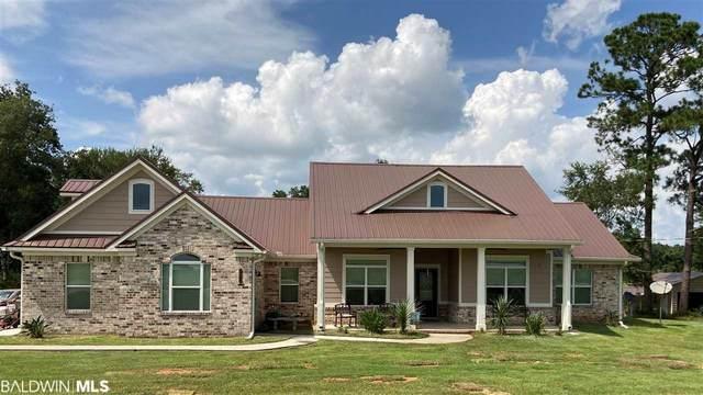 21573 N County Road 68, Robertsdale, AL 36567 (MLS #302421) :: Dodson Real Estate Group