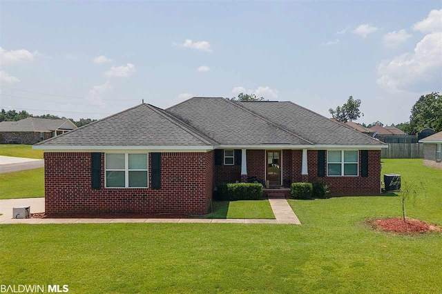 18851 Canvasback Drive, Loxley, AL 36551 (MLS #302479) :: Ashurst & Niemeyer Real Estate