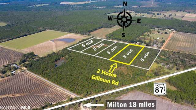 2 Hosea Gillman Rd, Milton, FL 32570 (MLS #302493) :: Gulf Coast Experts Real Estate Team