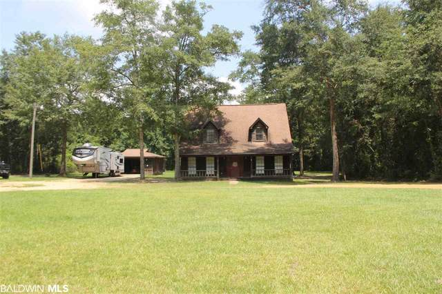 307 Haskew Rd, Frisco City, AL 36445 (MLS #302499) :: The Kathy Justice Team - Better Homes and Gardens Real Estate Main Street Properties