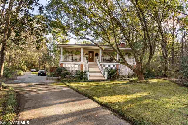 3767 Scenic Drive, Mobile, AL 36605 (MLS #302501) :: Gulf Coast Experts Real Estate Team