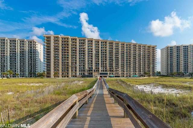 26802 Perdido Beach Blvd #7014, Orange Beach, AL 36561 (MLS #302502) :: The Kim and Brian Team at RE/MAX Paradise