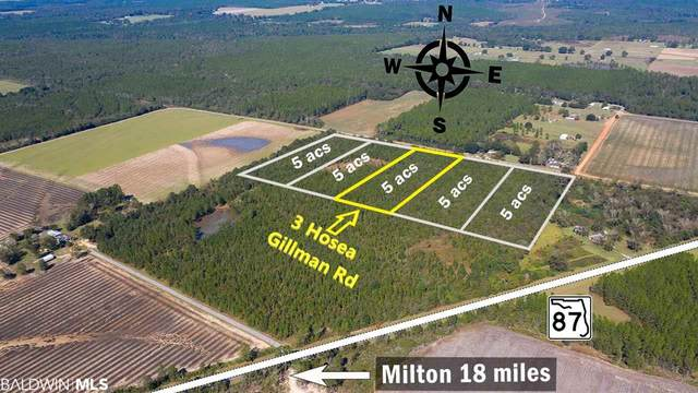 3 Hosea Gillman Rd, Milton, FL 32570 (MLS #302508) :: Gulf Coast Experts Real Estate Team