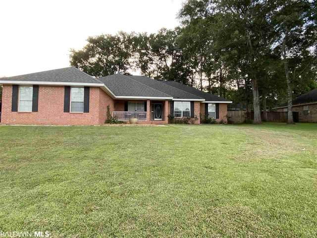 16989 Descartes Drive, Loxley, AL 36551 (MLS #302516) :: Elite Real Estate Solutions