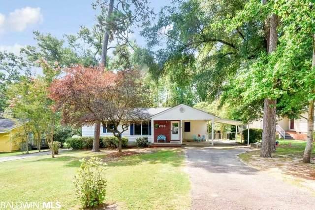 4703 S Bellewood Drive, Mobile, AL 36618 (MLS #302543) :: Maximus Real Estate Inc.