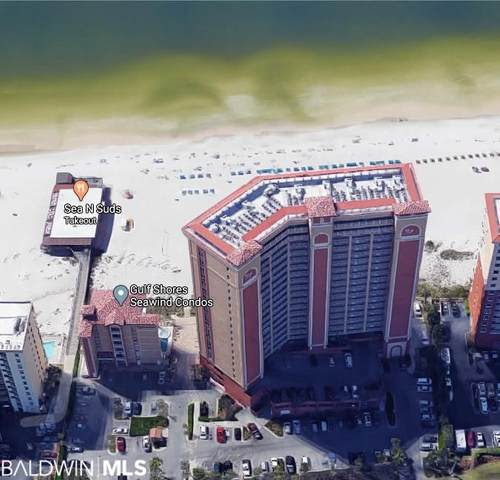 401 E Beach Blvd #1006, Gulf Shores, AL 36542 (MLS #302544) :: Maximus Real Estate Inc.