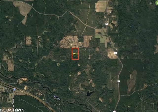 0 Footsteps Lane, Robertsdale, AL 36567 (MLS #302545) :: Elite Real Estate Solutions