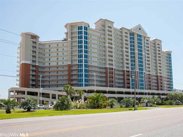 455 E Beach Blvd #1407, Gulf Shores, AL 36542 (MLS #302564) :: Maximus Real Estate Inc.