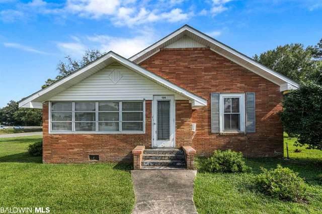 108 E 6th Street, Bay Minette, AL 36507 (MLS #302571) :: Elite Real Estate Solutions