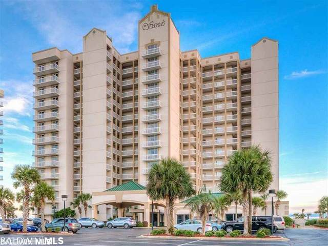 24880 Perdido Beach Blvd #902, Orange Beach, AL 36561 (MLS #302577) :: Mobile Bay Realty