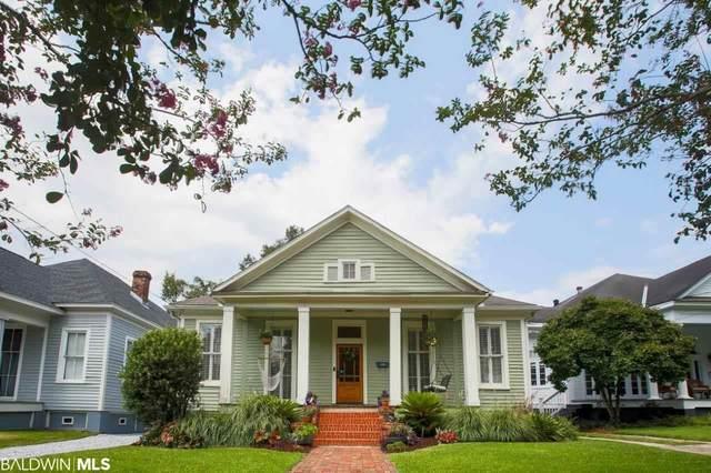 1320 Dauphin Street, Mobile, AL 36604 (MLS #302601) :: Maximus Real Estate Inc.