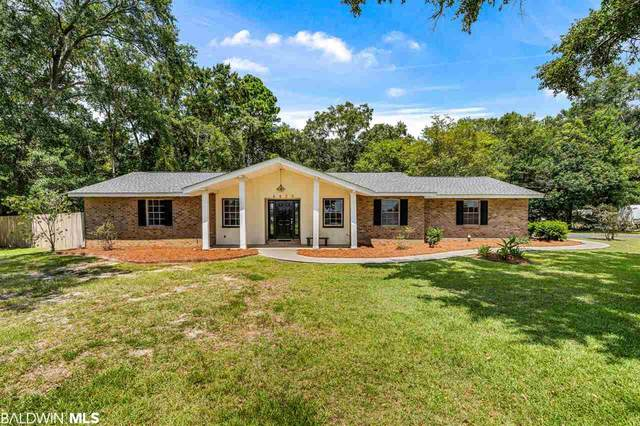 4420 Sawyer Rd, Mobile, AL 36619 (MLS #302634) :: The Kathy Justice Team - Better Homes and Gardens Real Estate Main Street Properties